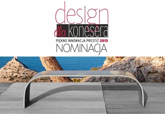 Ława Slim w konkursie Design dla Konesera!
