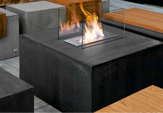 Box Regular - ekokominek/ Regular Box - fireplace