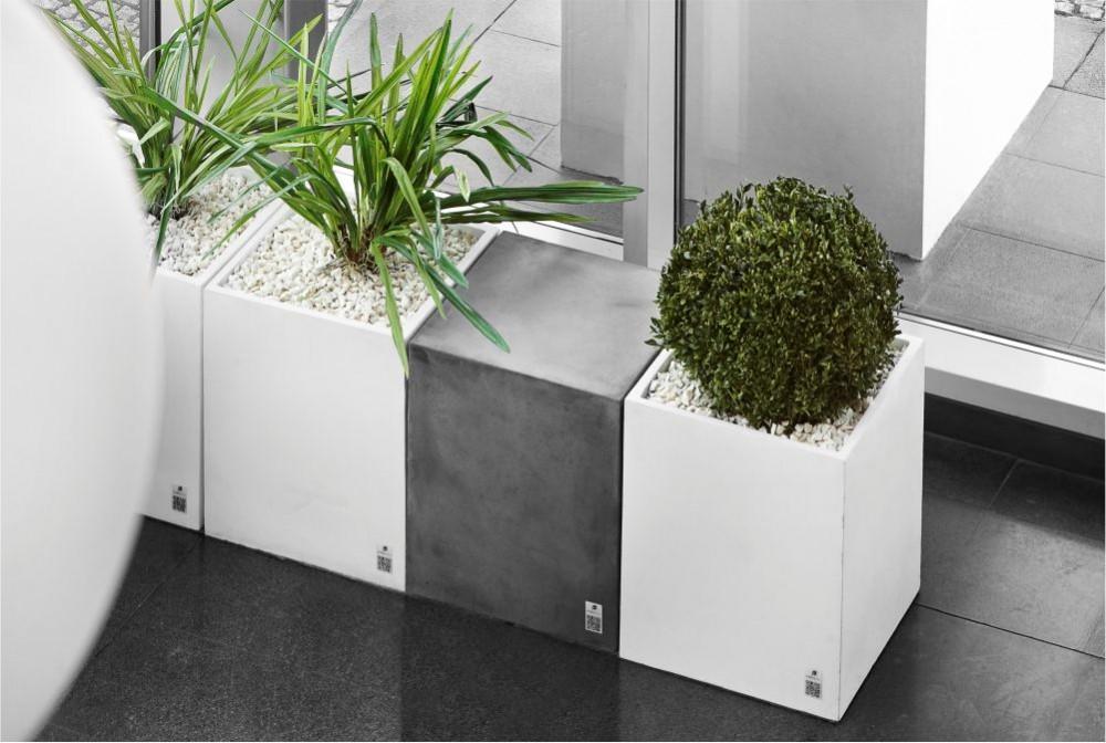 Box Regular, donica Regular/Box and planter Regular