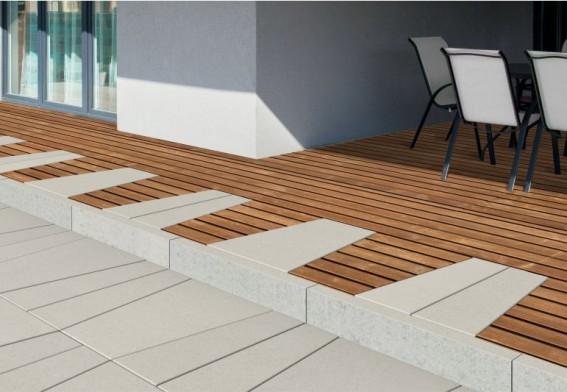 bordsteine aus beton modern line border. Black Bedroom Furniture Sets. Home Design Ideas