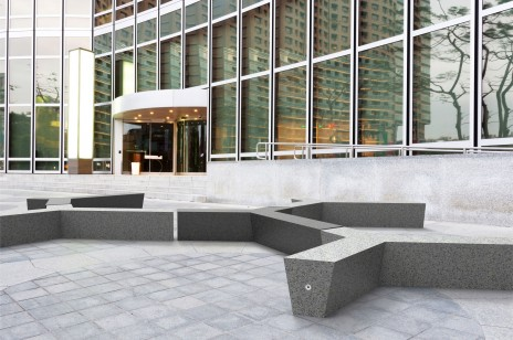 TRIO bench