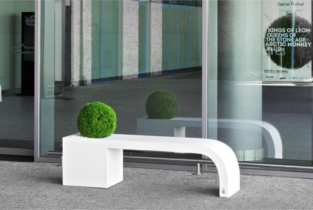 Ławodonica Harmony/Harmony bench-planter