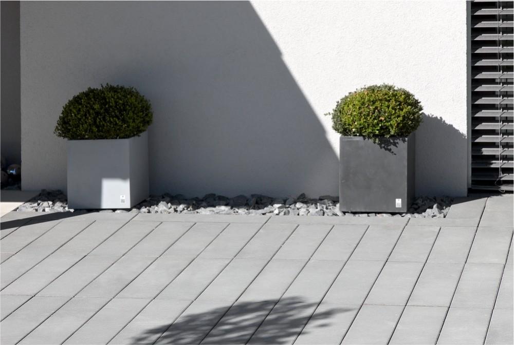 Donica Regular, płyta Solid/ Regular planter, Solid slab