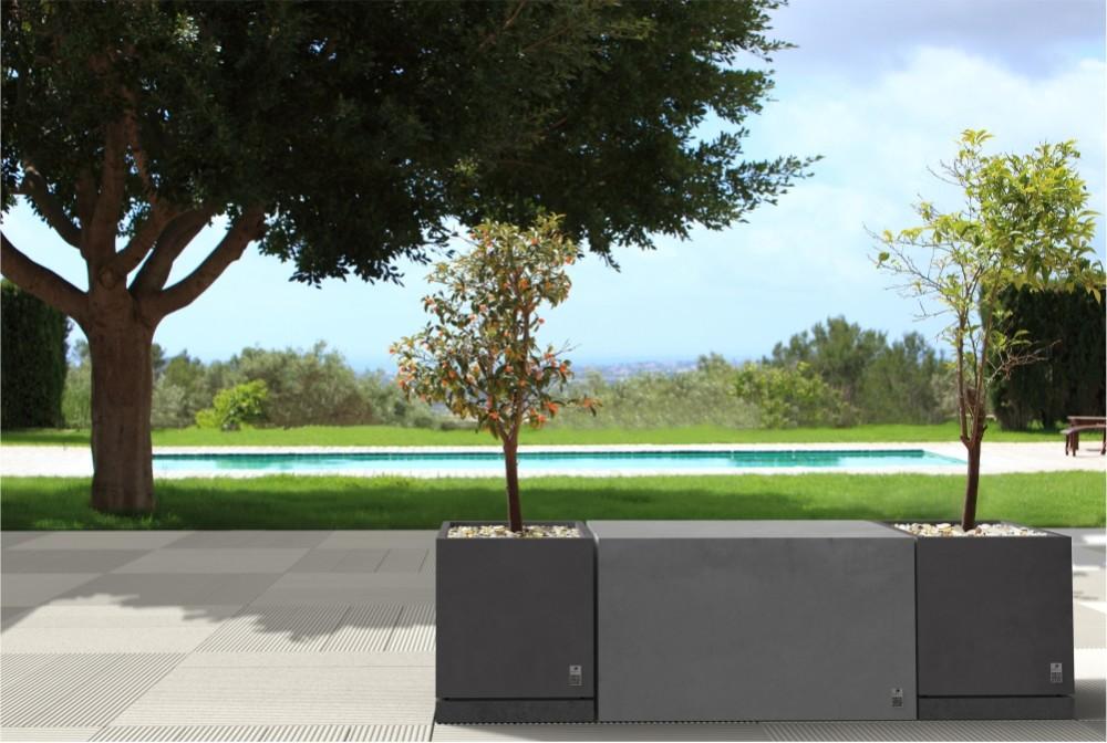 Donica Regular, Box Regular, płyta Style/ Regular Box and planter, Style slab