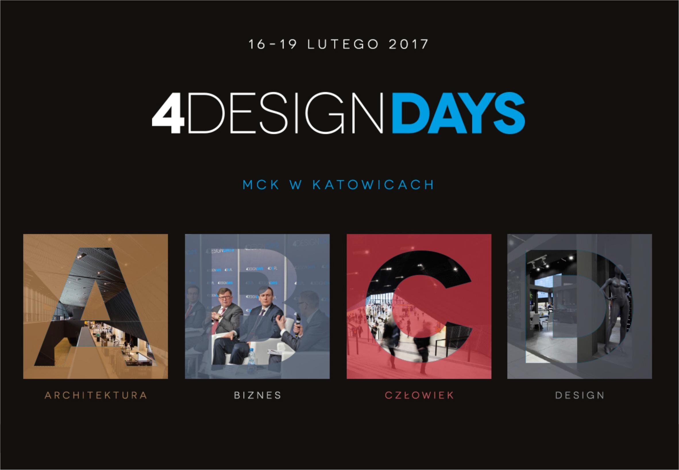 Modern Line jako parter Sesji 4 Design Days 2017!