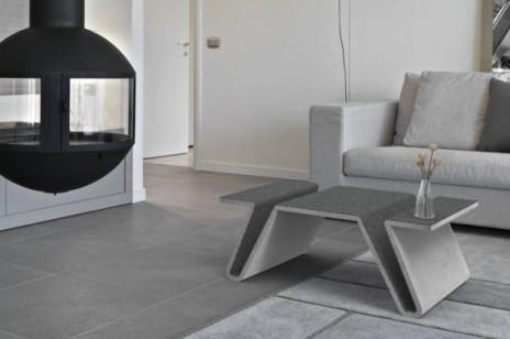 Jaki stół i stolik do nowoczesnego salonu?