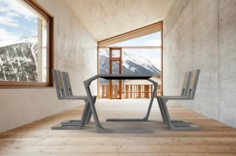 Salon nowoczesny i minimalistyczny – projekt  i wyposażenie