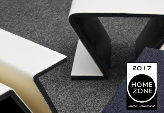 Certyfikat Home Zone Jakość i Niezawodność dla kolekcji Focus