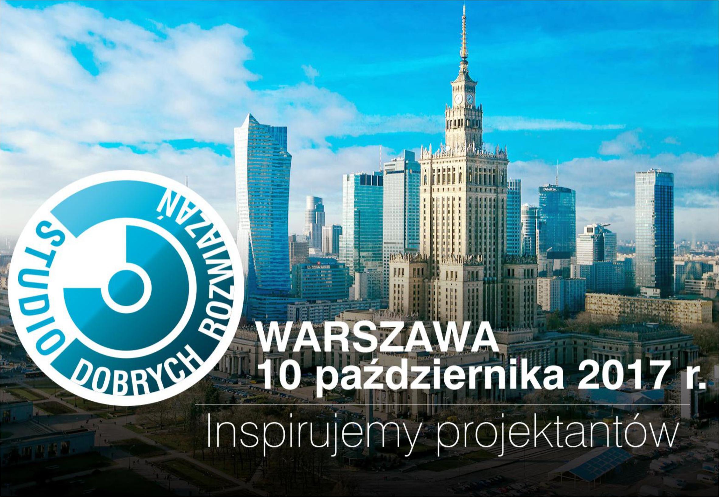 Warszawskie Studio Dobrych Rozwiązań z udziałem Modern Line