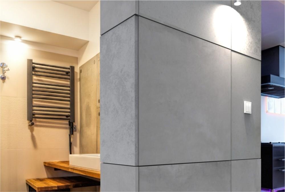 Płyta Slim 80x80 cm/Slim panels (80x80 cm)