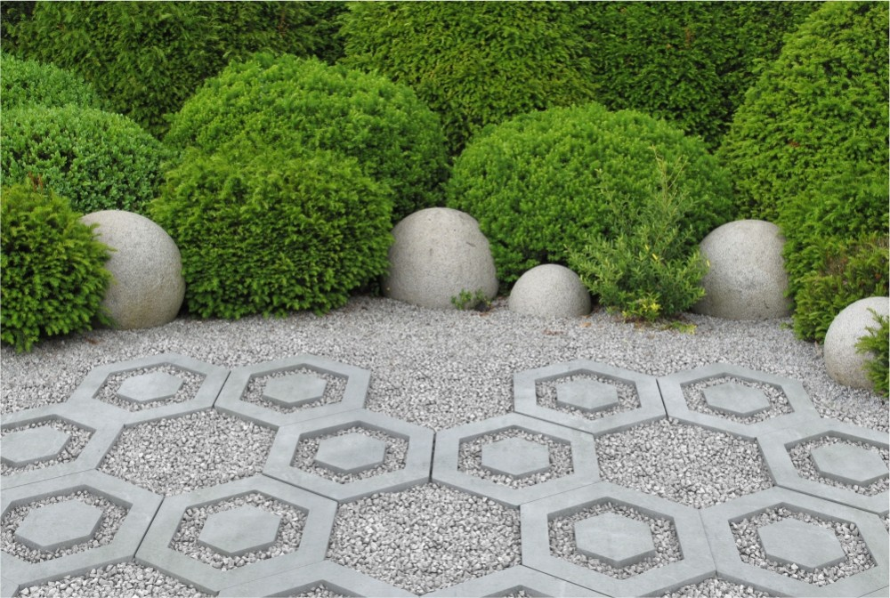 ecoHoney concrete