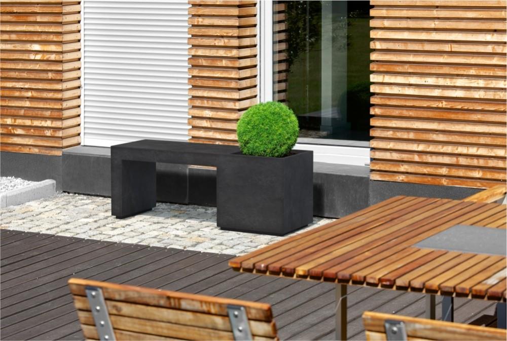Ławodonica Regular/Regular bench-planter