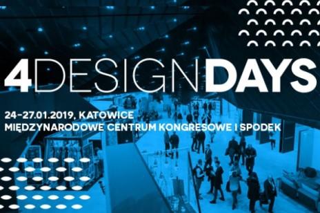 Modern Line partnerem 4 Design Days 2019!