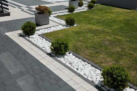 Rodzaje kostek brukowych do ogrodu